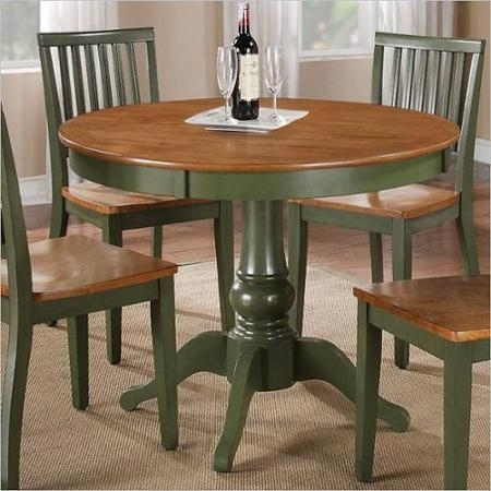 Cheap Green Dining Room Table, Find Green Dining Room Table Deals On For Candice Ii 5 Piece Round Dining Sets (Image 11 of 25)