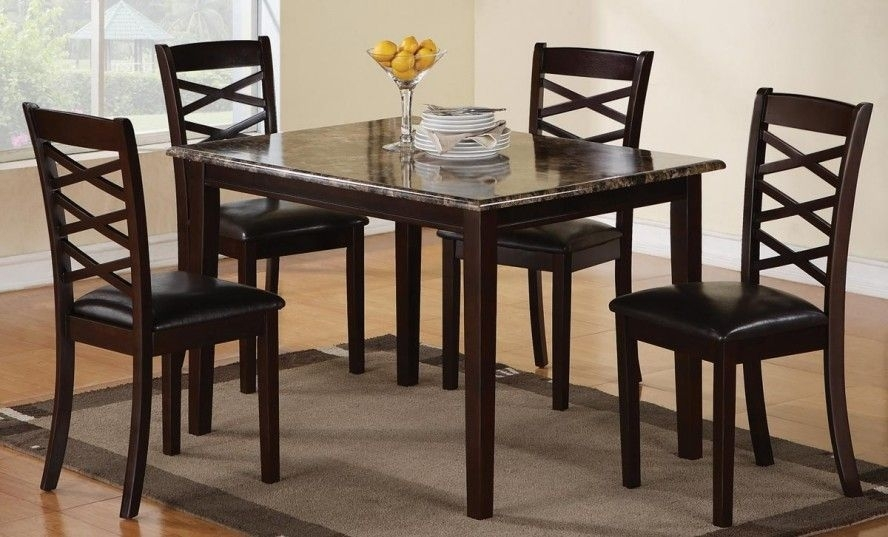Cheap Kitchen Dinette Sets | Sets To Solve Your Budget Problem With Cheap Dining Sets (View 2 of 25)