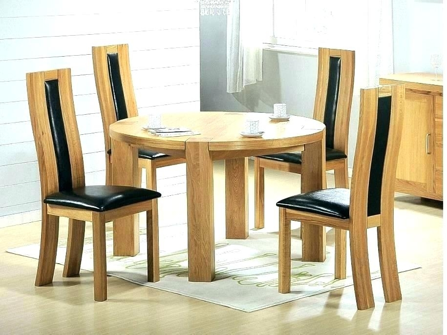 Cheapest Oak Dining Table 6 Chairs Cheap And Ebay Light Chunky Solid Inside Light Oak Dining Tables And 6 Chairs (View 21 of 25)