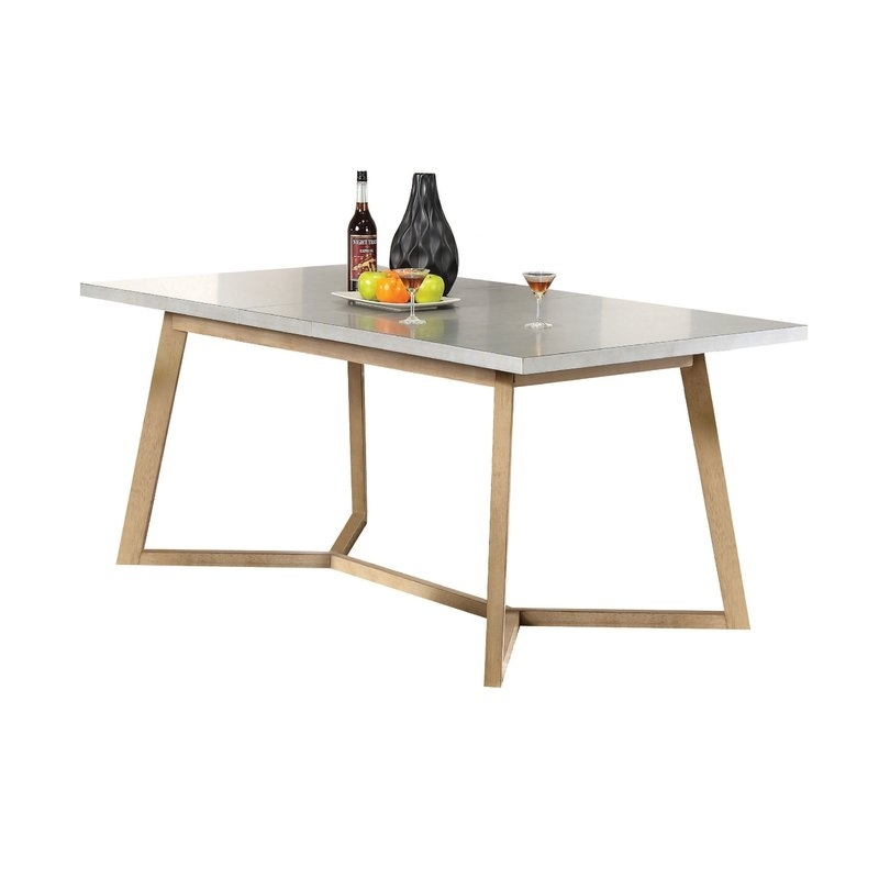 Chesapeake Extendable Dining Table | Joss & Main With Extendable Dining Tables (Image 5 of 25)