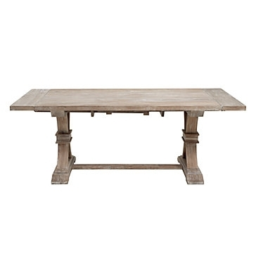 Chic Dining Table | Archer Extending Dining Table | Z Gallerie With Extending Rectangular Dining Tables (View 6 of 25)