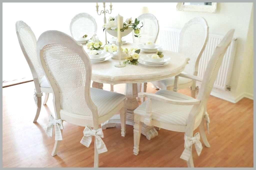 Chic Dining Tables – Tinvietkieu Inside Shabby Chic Dining Sets (View 11 of 25)