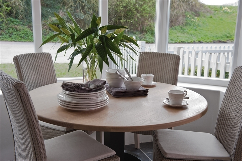 Chichester 4 Seater Round Dining Table – Neptune Furniture In Chichester Dining Tables (Image 12 of 25)