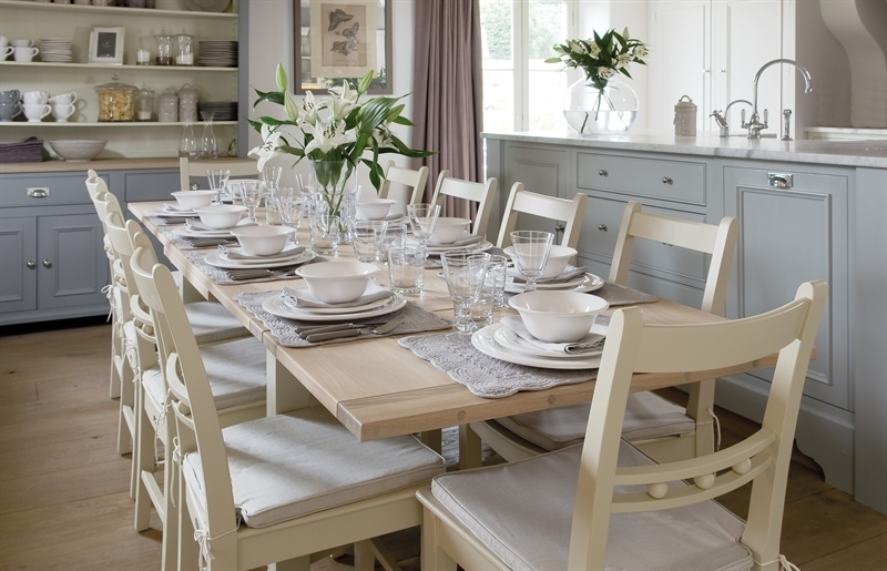 Chichester 6 10 Seater Extending Table – Neptune Furniture For Chichester Dining Tables (View 3 of 25)