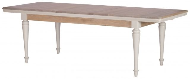 Chichester Extending Dining Table – Dining Tables – David Mann Pertaining To Chichester Dining Tables (Image 15 of 25)