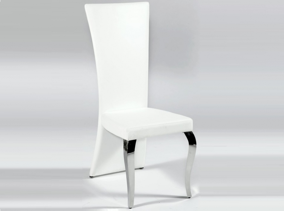 Chintaly Teresa High Back Dining Chair With Regard To High Back Dining Chairs (Image 3 of 25)