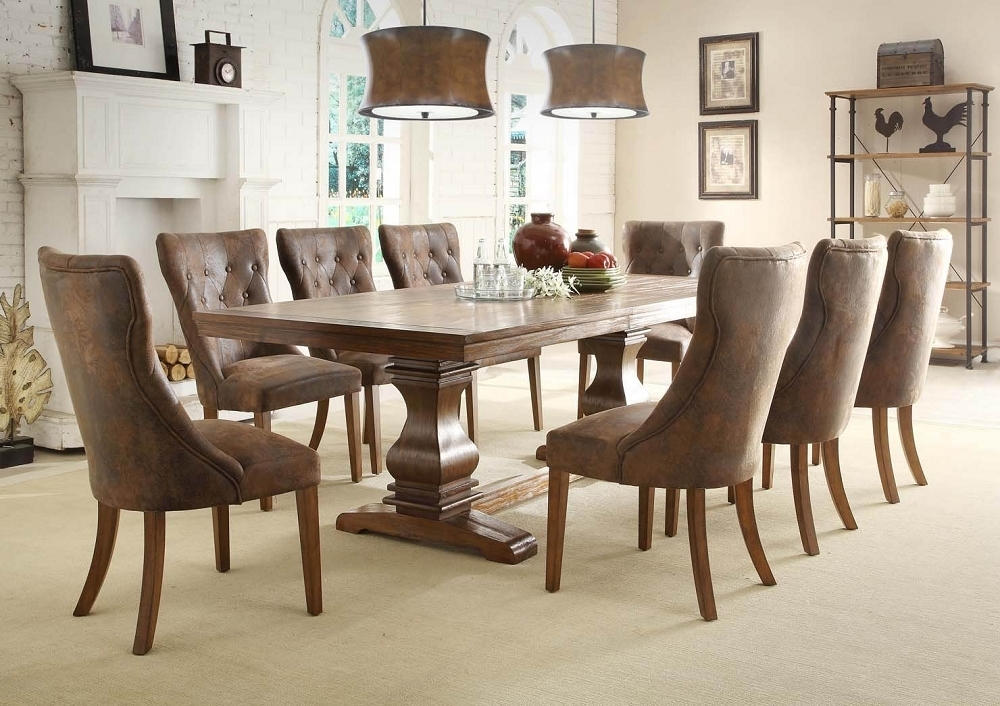 Choosing The Right 7 Piece Dining Set – Goodworksfurniture For Partridge 7 Piece Dining Sets (View 1 of 25)
