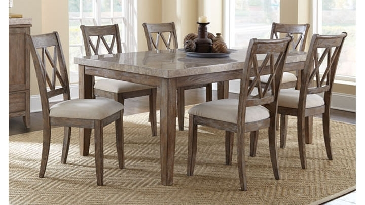 Choosing The Right 7 Piece Dining Set – Goodworksfurniture Regarding Partridge 7 Piece Dining Sets (View 10 of 25)