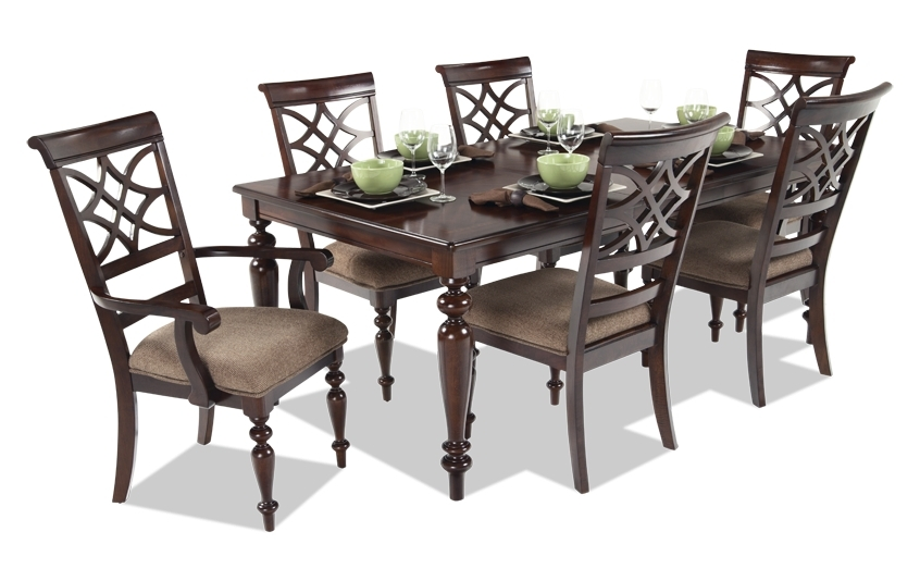 Choosing The Right 7 Piece Dining Set – Goodworksfurniture Regarding Partridge 7 Piece Dining Sets (View 4 of 25)