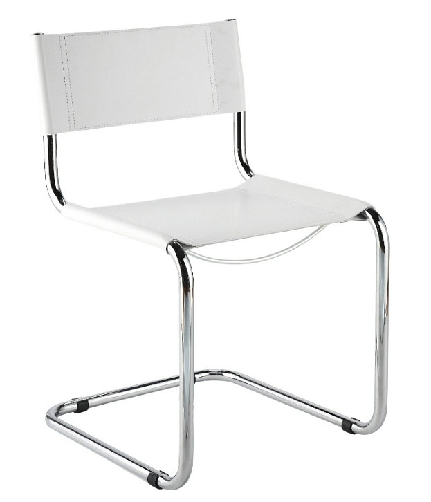 Chrome Dining Chairs – Whereibuyit With Chrome Dining Chairs (Image 4 of 25)