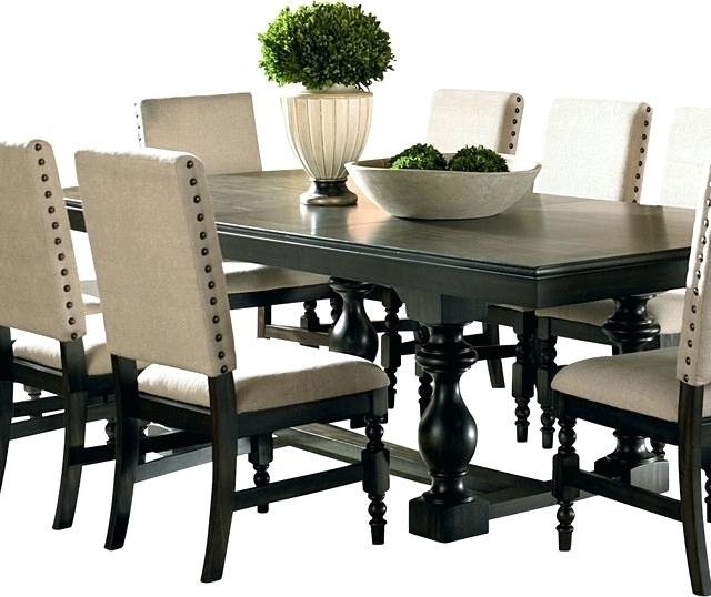 Cindy Crawford Home San Francisco Dining Table Home Ash Rectangle Pertaining To Crawford Rectangle Dining Tables (Image 6 of 25)