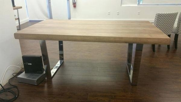 Cindy Crawford San Francisco Dining Table – Napawinetours Intended For Crawford Rectangle Dining Tables (View 9 of 25)