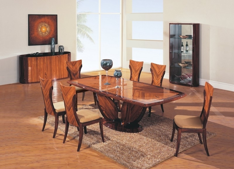 Cintia – 5Pc Modern Dining Set Glass Table & 4 Black Chairs D88Dt Bl In Ebay Dining Suites (Image 10 of 25)