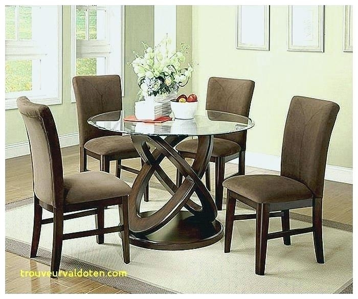 Circle Dining Room Table Sets – Matras Pertaining To Extendable Round Dining Tables Sets (Image 5 of 25)