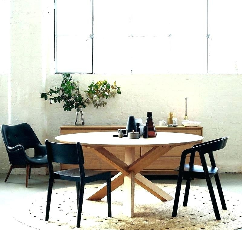 Circular Dining Table Sets – Buxenz With Extendable Round Dining Tables Sets (Image 6 of 25)