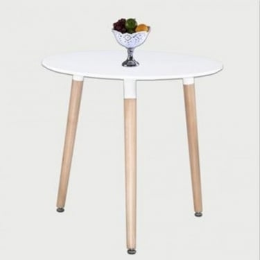 Circular Dining Tables Regarding White Circular Dining Tables (View 24 of 25)