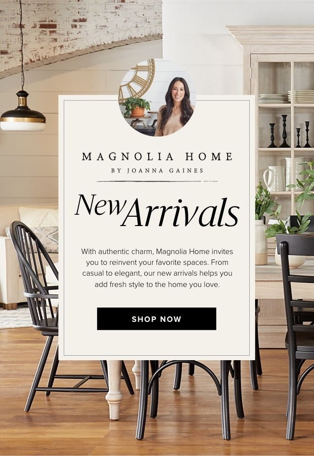 City Furniture: Just In! New Magnolia Home | Milled Intended For Magnolia Home Prairie Dining Tables (View 16 of 25)