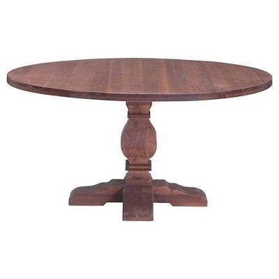 Featured Photo of Helms Round Dining Tables