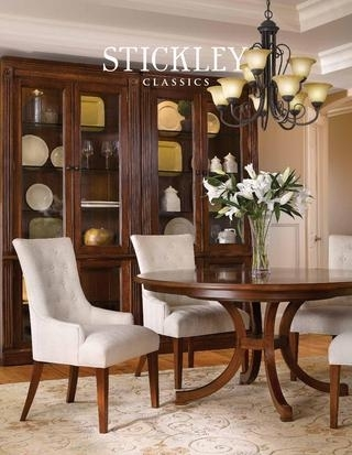 Classics Collection Catalogstickleystickley – Issuu Pertaining To Helms 5 Piece Round Dining Sets With Side Chairs (Image 4 of 25)