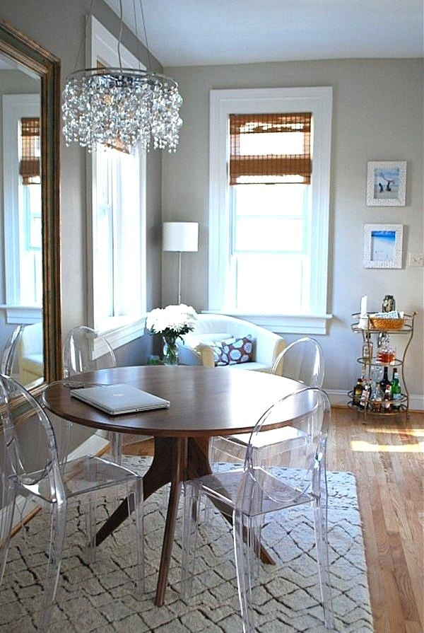 Clear Dining Chairs – Chair For Your Idea – Apadanacurtain With Clear Plastic Dining Tables (Image 6 of 25)