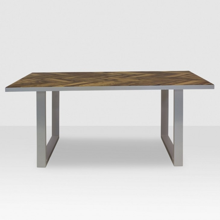 Coakley Dining Table – Elte Market Regarding Market Dining Tables (Image 9 of 25)