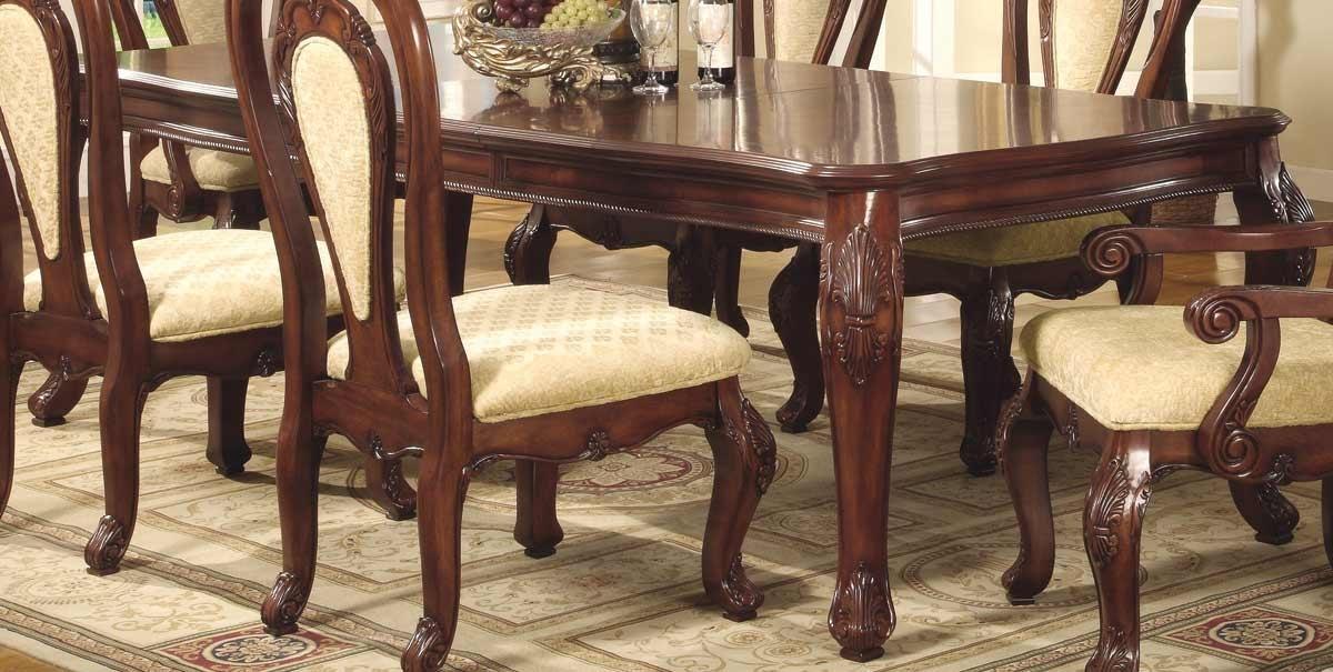 Coaster Marbella Dining Table 101301 At Homelement With Regard To Marbella Dining Tables (Image 8 of 25)