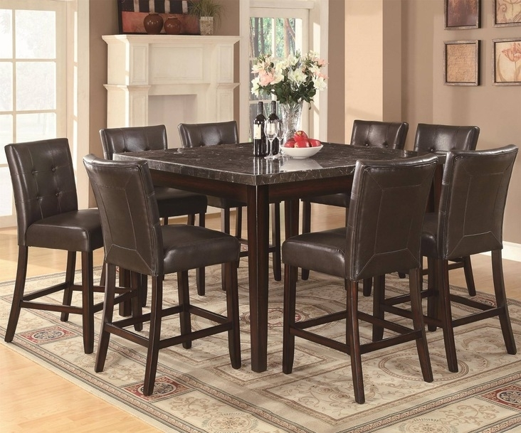 Coaster Milton Casual Dining Room Collectiondining Rooms Outlet With Regard To Milton Dining Tables (View 13 of 25)