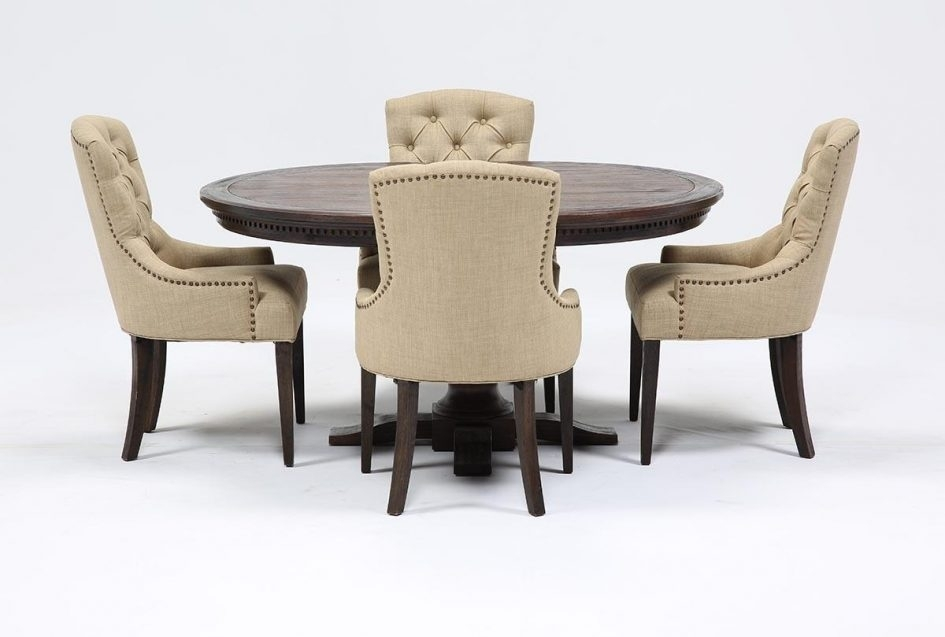 Featured Image of Jefferson Extension Round Dining Tables