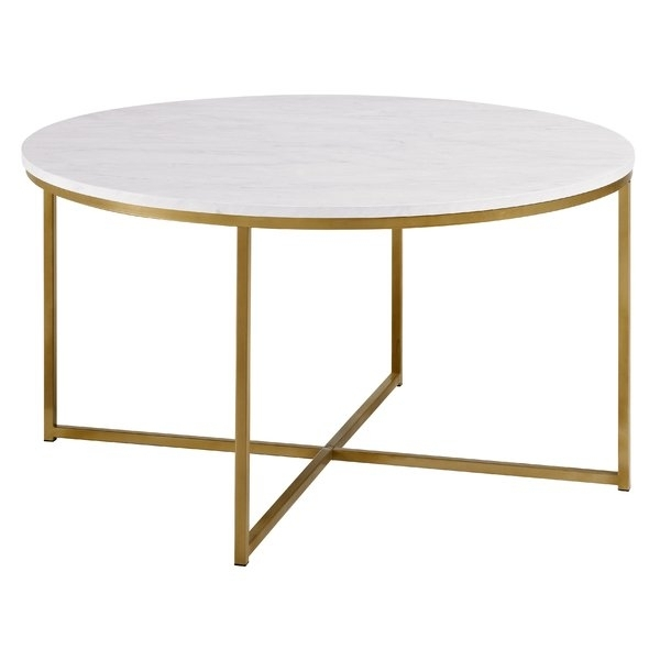 Coffee Tables – Glass, Oak, Marble & More | Wayfair.co (Image 8 of 25)