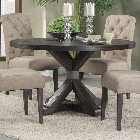 Colborne Dining Table Intended For Lindy Espresso Rectangle Dining Tables (View 3 of 25)