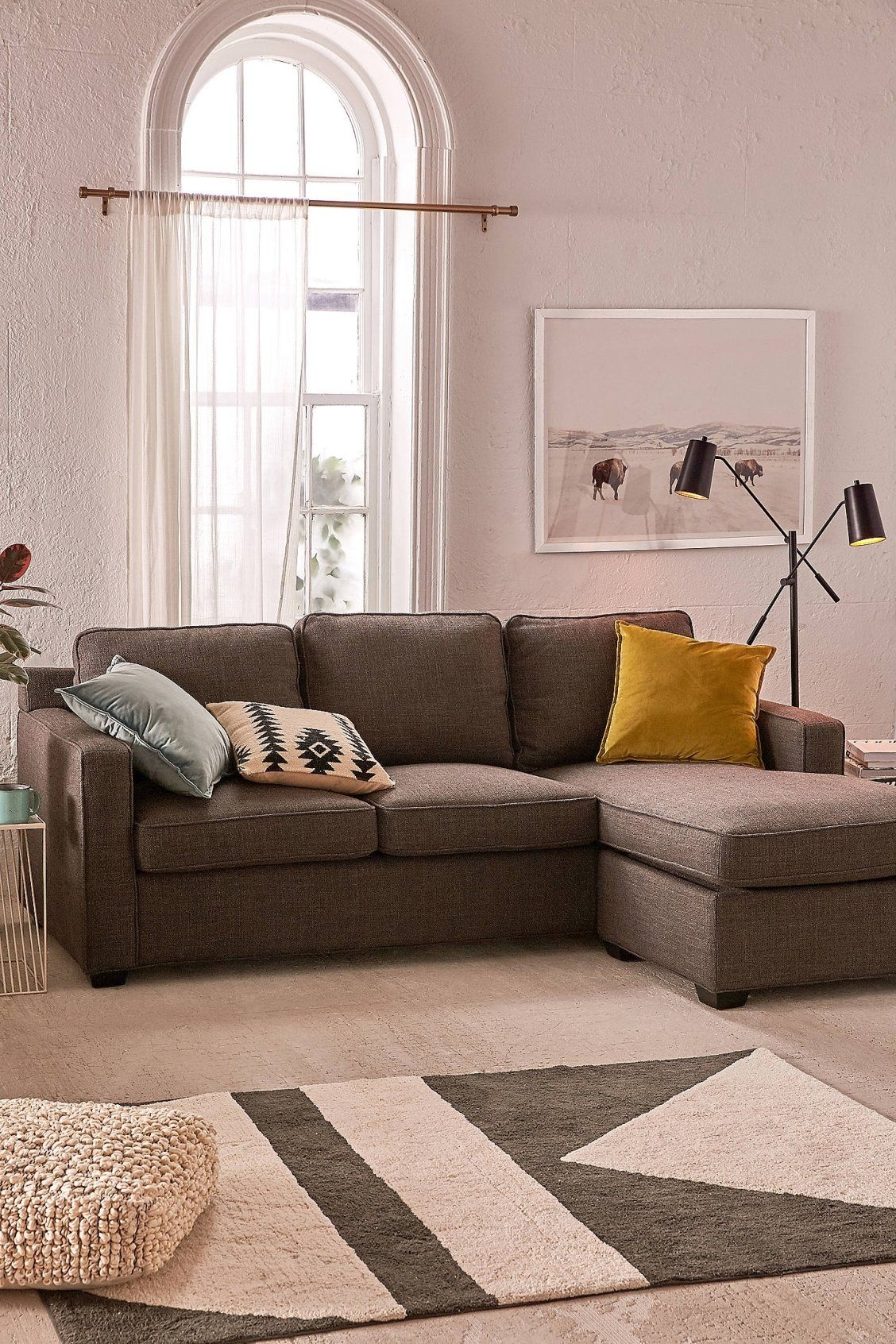 Collin Reversible Sectional Storage Sofa | #uohome | Pinterest For Collins Sofa Sectionals With Reversible Chaise (View 3 of 25)