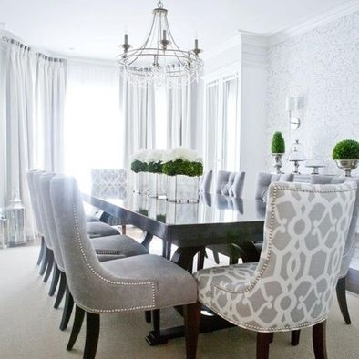 "Comfy Dining Room Chairs // ""where Can Folks Get Better Acquainted Throughout Dining Room Chairs (Image 4 of 25)"