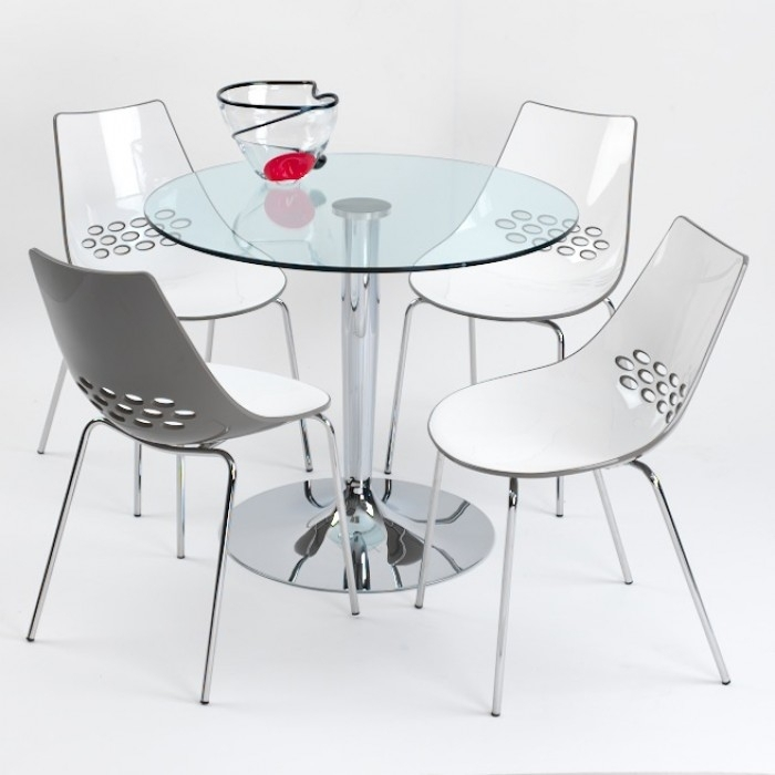 Como Glass Dining Table Within Como Dining Tables (Image 11 of 25)