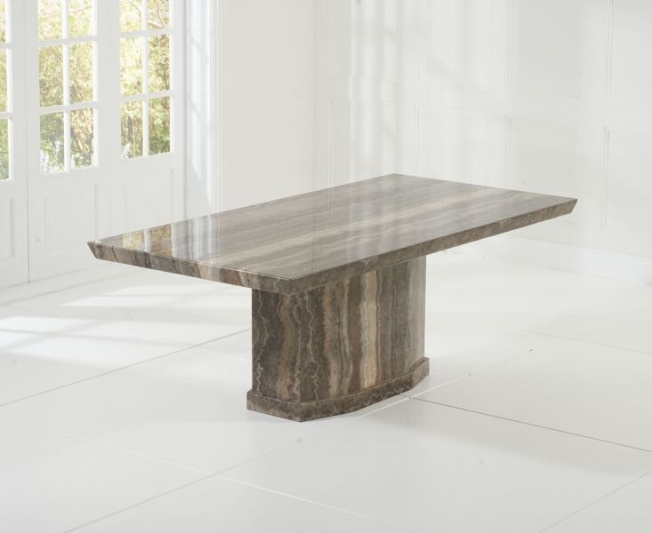 Como Marble Dining Table | Dining Tables Pertaining To Como Dining Tables (View 12 of 25)