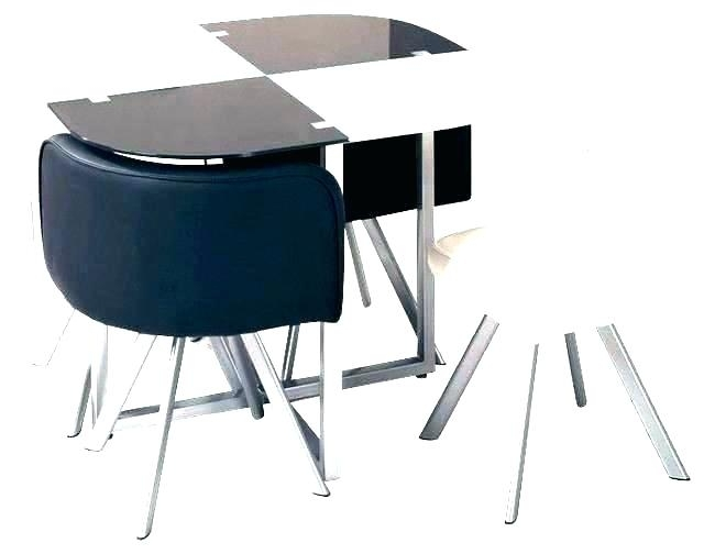 Compact Dining Set This Compact Dining Set Ikea – Buxenz Regarding Compact Dining Sets (Image 5 of 25)