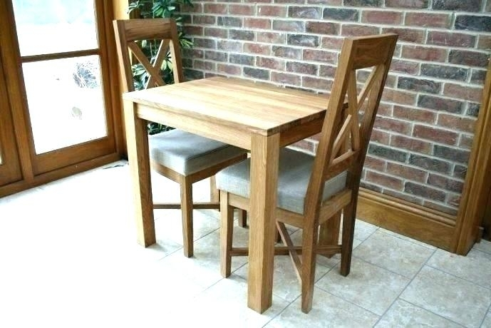 Compact Dining Table And Chairs Small Dining Table Sets Small Round Inside Small Dining Tables And Chairs (Image 5 of 25)