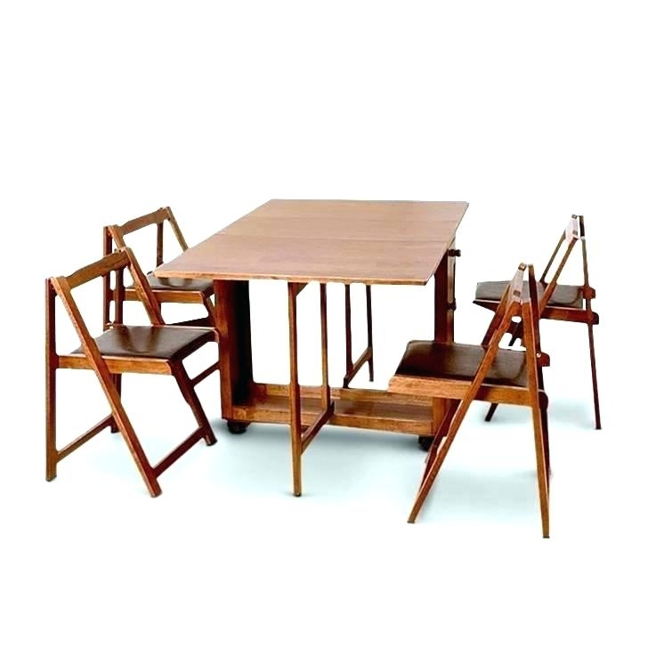 Compact Dining Table Compact Dining Table And Chairs Small Glass With Compact Dining Sets (Image 6 of 25)