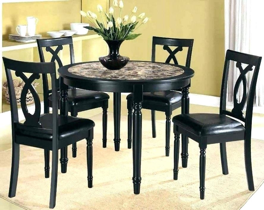 Compact Dining Table Sets Modern Dining Room Sets For Small Spaces Pertaining To Compact Dining Room Sets (View 14 of 25)