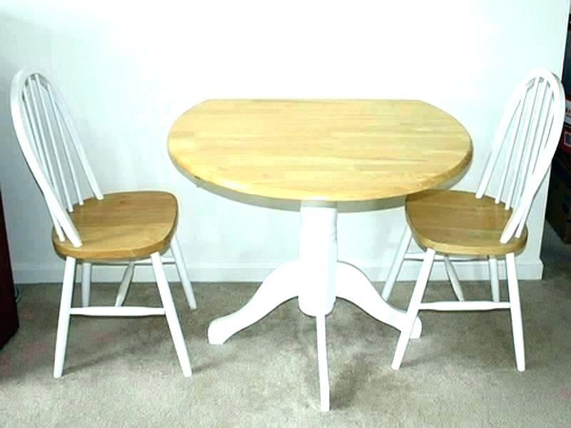 Compact Dining Table Sets Small Dining Table Set For 2 Small Dining Intended For Dining Table Sets For (View 17 of 25)