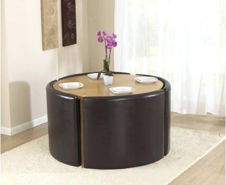 Compact Table And Chairs Compact Dining Room Table Chairs Photo Pertaining To Compact Dining Room Sets (View 21 of 25)