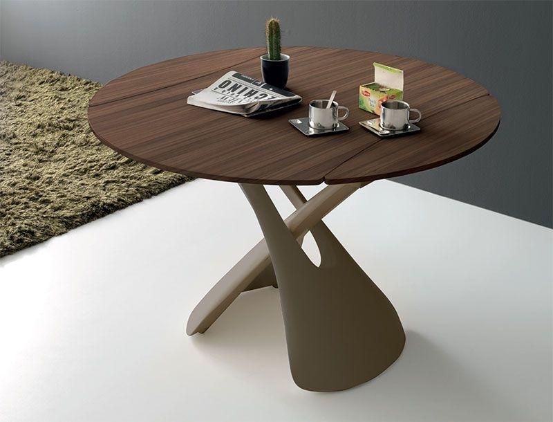 Compar Contemporary Convertible Paris Dining Table Coffee   Hd Regarding Paris Dining Tables (Image 7 of 25)