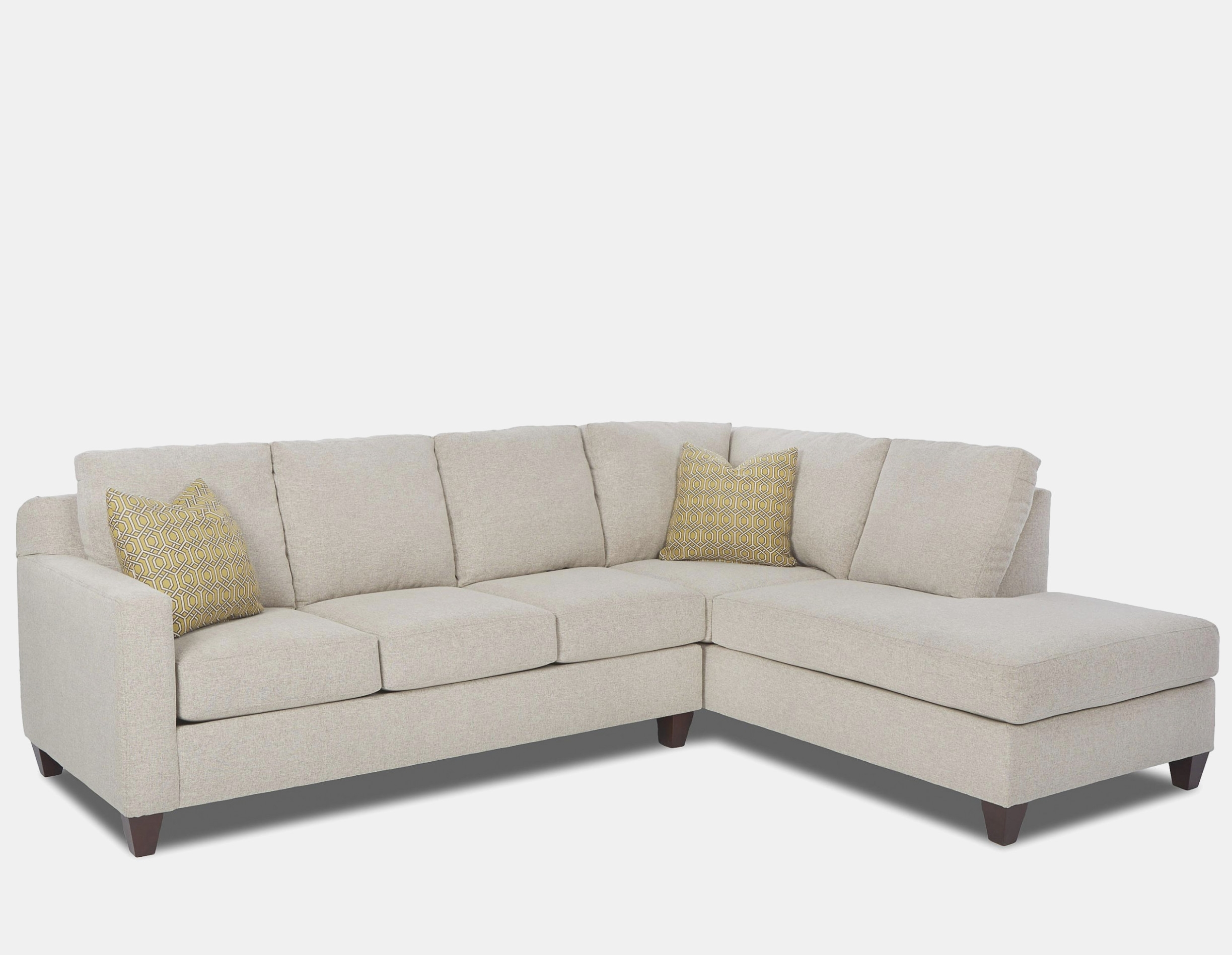 Contemporary 39 Piece Sectional With Right Arm Facing Sofa Chaise For Jobs Oat 2 Piece Sectionals With Left Facing Chaise (View 9 of 25)