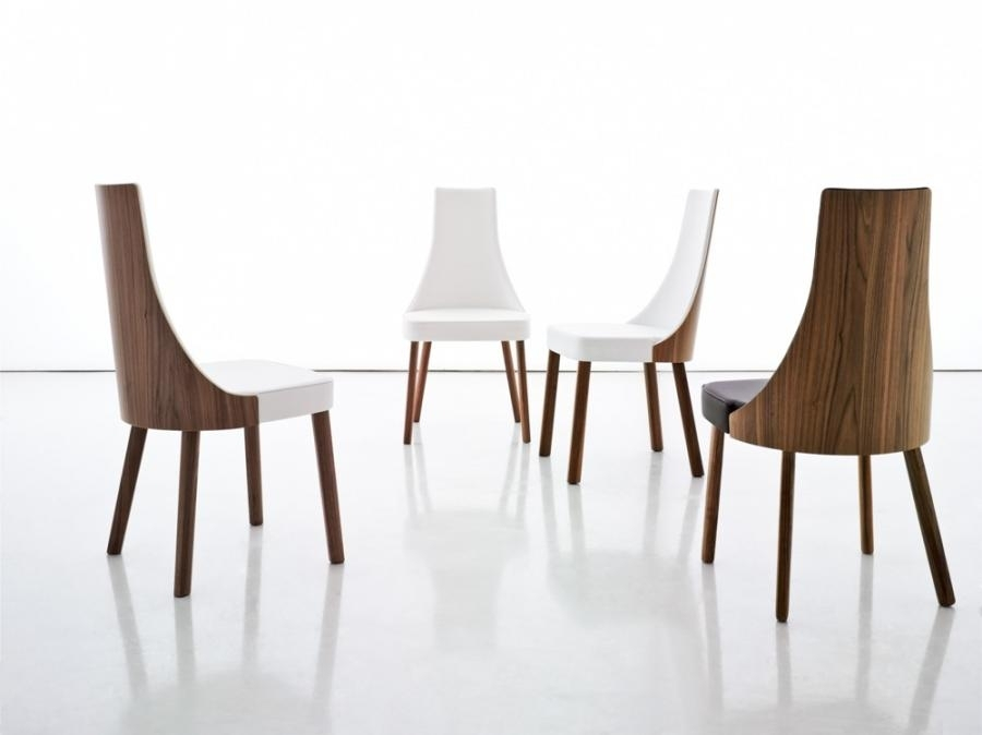 Contemporary Dining Chairs Intended For Contemporary Dining Room Chairs (Image 3 of 25)