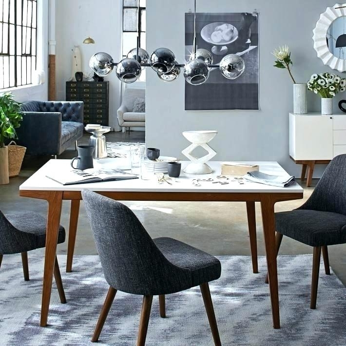 Contemporary Dining Furniture Modern Dining Table Sets Style Large Regarding Contemporary Dining Furniture (Image 4 of 25)