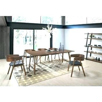 Contemporary Dining Poppy 5 Dining Set Cool Dining Table Sets With Contemporary Dining Tables Sets (Image 5 of 25)