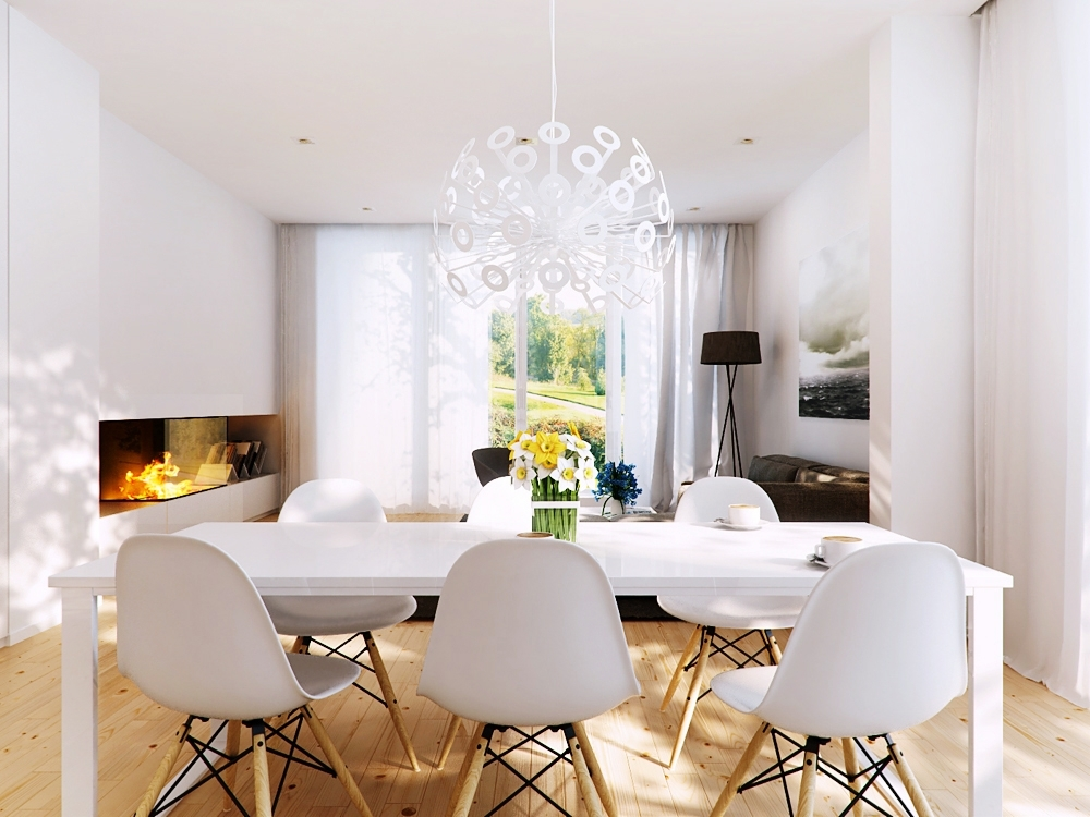 Contemporary Dining Room Chairs Look Lovely — Contemporary Furniture With Regard To Contemporary Dining Room Chairs (Image 7 of 25)