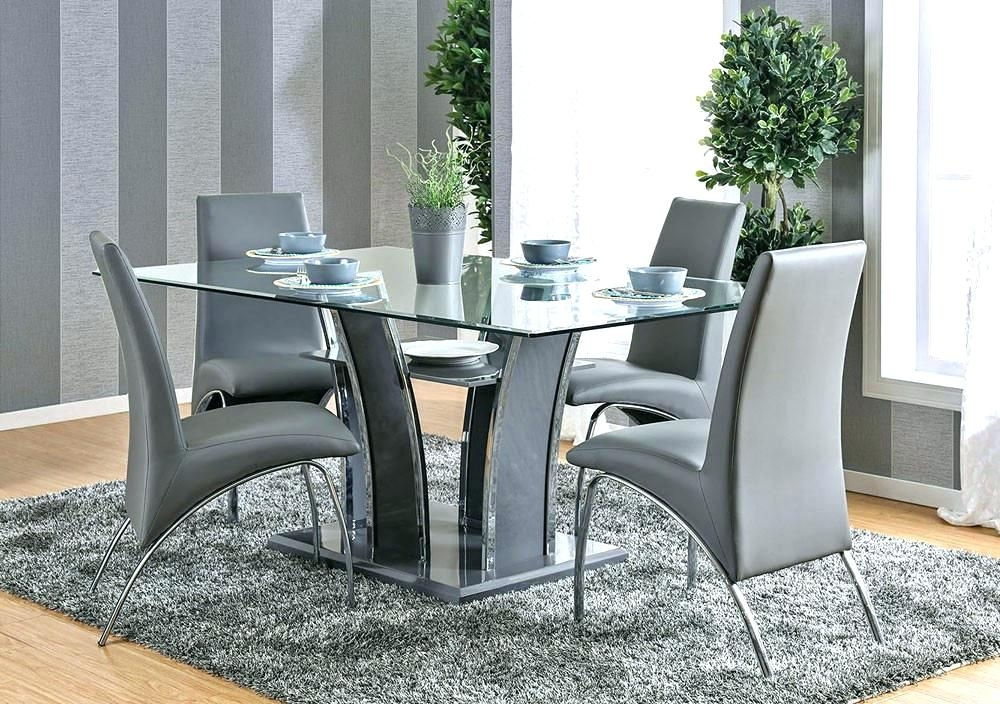 Contemporary Dining Room Chairs Sets — Bluehawkboosters Home Design For Contemporary Dining Room Chairs (Image 8 of 25)