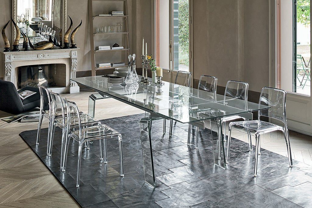 Featured Photo of Crystal Dining Tables