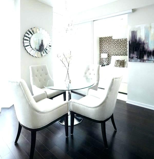 Contemporary White Dining Chairs Modern Contemporary Dining Chairs Within Contemporary Dining Sets (Image 12 of 25)
