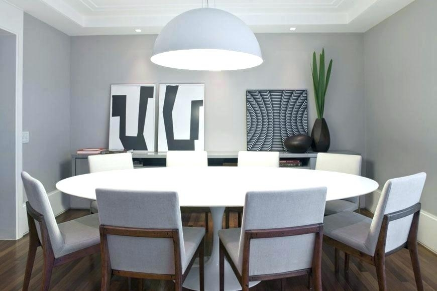 Cool Circular Dining Tables Furniture Round And Chairs Ikea Circle In Large Circular Dining Tables (Image 8 of 25)